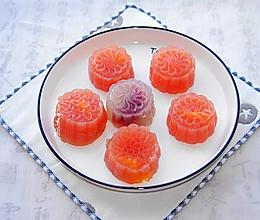 水果月饼#晒出你的团圆大餐#的做法