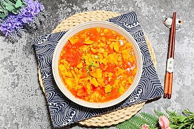 最最经典的家常菜,番茄炒蛋