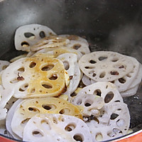 ·麻香糖醋藕·超级下饭的家常菜的做法图解6