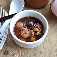 红枣瘦肉炖阿胶——冬季暖身#滋补论阿胶#