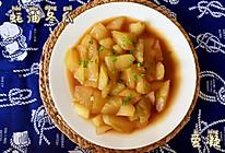 #尽享安心亲子食刻#蚝油冬瓜的做法