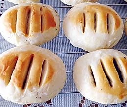 mini黑芝麻酥饼的做法