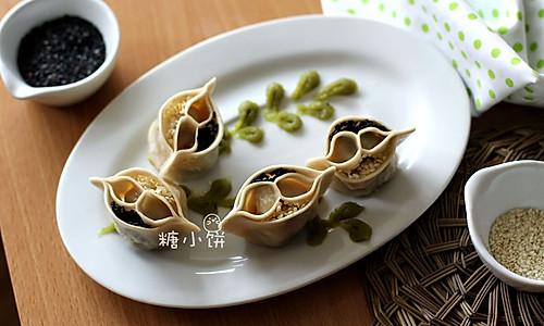 【鸳鸯蒸饺】 双双对对白头偕老的做法