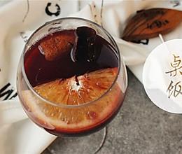 温热煮红酒,伤心的人别喝。的做法