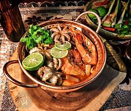 泰式冬阴功汤 #做道懒人菜,轻松享假期#的做法