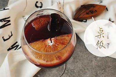 温热煮红酒,伤心的人别喝。