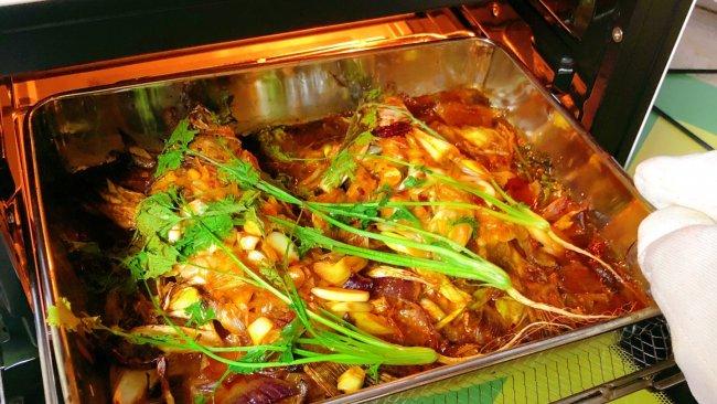 川香麻辣烤鱼的做法