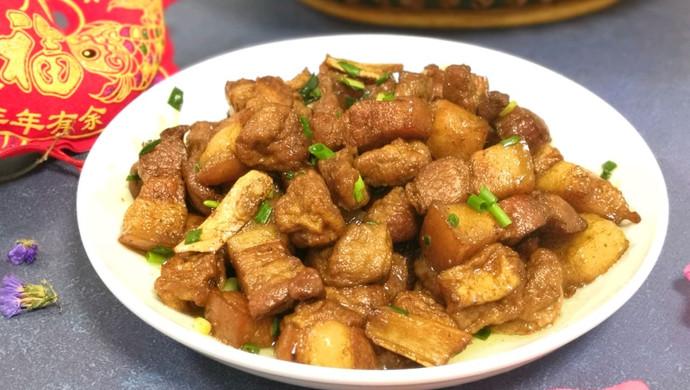 【新品】油豆腐焖五花肉