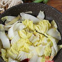 白菜豆腐汤的做法图解3