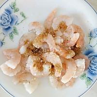 简单美味的虾仁蒸蛋的做法图解2