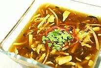 【微体】酸爽 | 开胃酸辣汤的做法