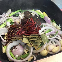 麻辣火锅汤底的做法图解6