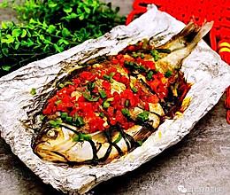 锡纸烤鱼的做法
