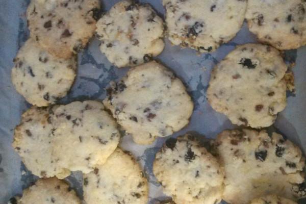 葡萄 桂圆饼干改进版的做法