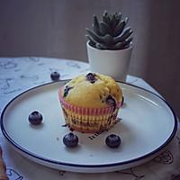 #520,美食撩动TA的心!#会爆浆的小蛋糕-蓝莓马芬的做法图解11
