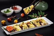 肉酿白菜卷|| #百菜不如白菜#的做法