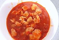 【夏木与橙】茄汁龙利鱼-极简底油版的做法