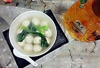 豆腐丸子汤#西王领鲜好滋味#的做法