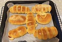 普通面粉版小面包的做法