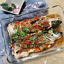 剁椒+清蒸 ~ 两吃清江鱼