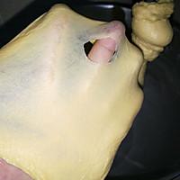 #精品菜谱挑战赛#南瓜吐司(消耗南瓜粉)的做法图解4