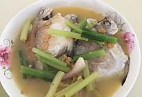 潮州风味:豆瓣酱煮小鲳鱼的做法