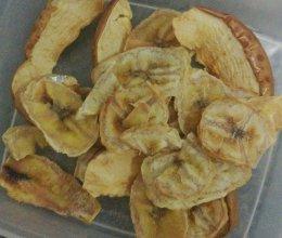 空气炸锅 香蕉干的做法