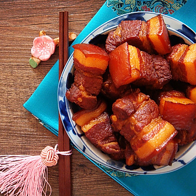 电饭煲版红烧肉