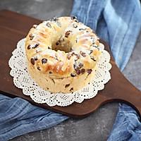 蔓越莓炼乳手撕面包的做法图解16