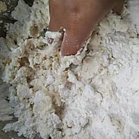 不加一滴水的豆腐糯米团子的做法图解3