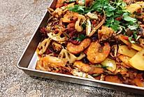 #美食视频挑战赛#干锅虾蟹的做法