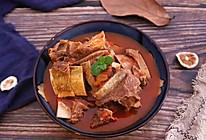 #洗手做羹汤#西红柿炖牛排的做法