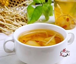 清热止咳好汤品——鱼腥草雪梨汤的做法
