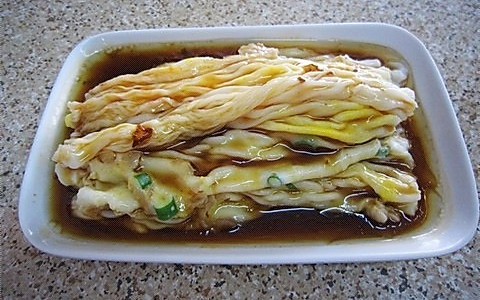 【广东深圳】早餐肠粉的做法