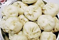 香菇白菜素包子的做法