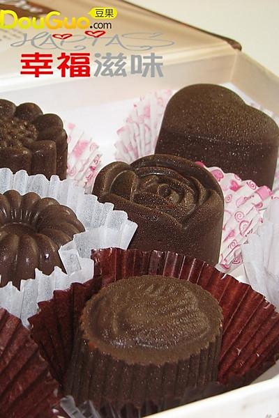果仁软心巧克力的做法