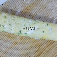 蛋皮寿司的做法图解5