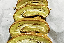 奥利奥奶油夹心芒果蛋糕卷的做法