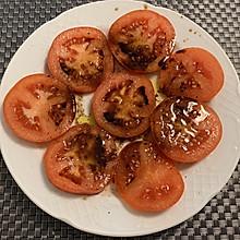 Simply Tomato Salad西红柿片