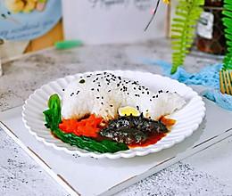 海参捞饭#资深营养师#的做法