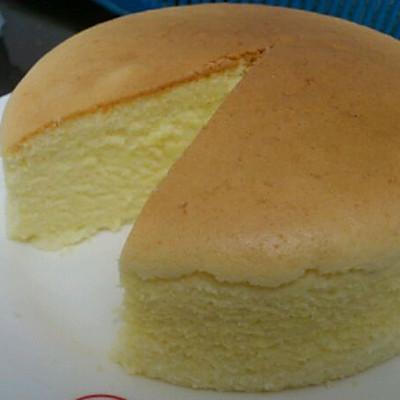 轻乳酪蛋糕(六寸)