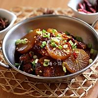 【干锅萝卜】不用干锅的干锅菜的做法图解10