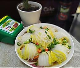 蒸菜卷#ONLY酱#的做法
