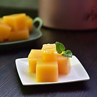 【Me制豆浆实验室】胡萝卜皮冻