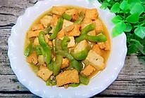 丝瓜烧油豆腐的做法