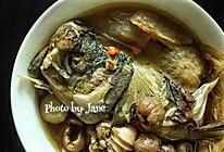 川穹白芷天麻鱼头汤的做法