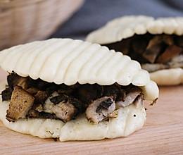 #肉食者联盟#贝壳夹饼-格瑞美厨GOURMETmaxx一体机的做法