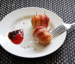 【培根烤土豆】的做法