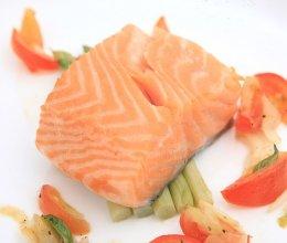 普罗旺斯油封三文鱼—《顶级厨师》参赛作品的做法