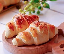 羊角小面包的做法